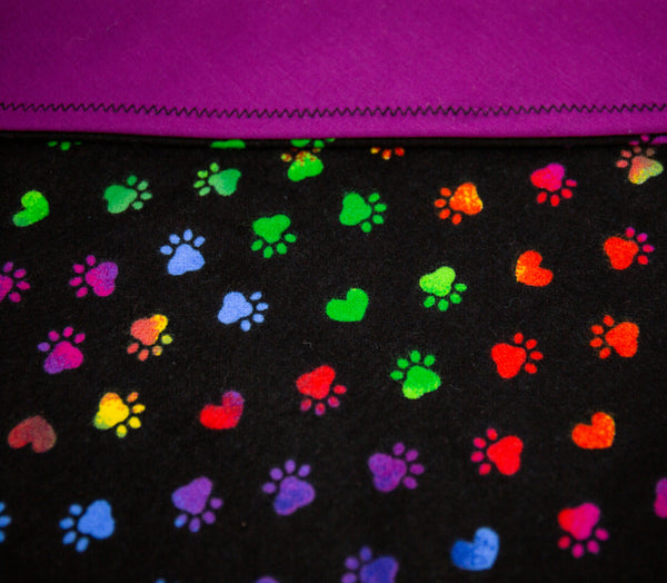 Rainbow Paws Pet Bandana