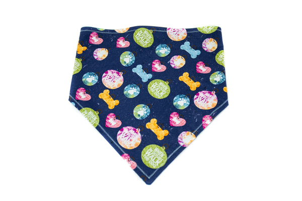 Walk the Dog Pet Bandana