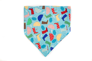 Spring Showers Pet Bandana