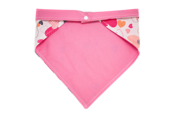 Plenty of Hearts Pet Bandana
