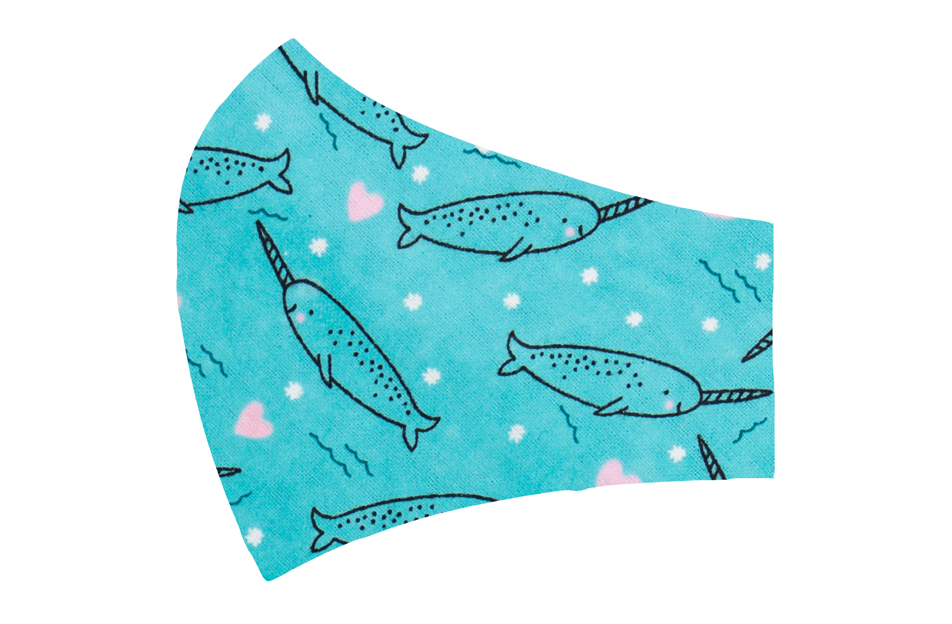 Narwhals Face Mask