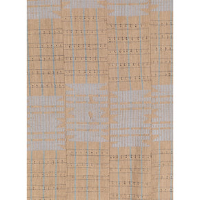 African Asoke Cotton Panel