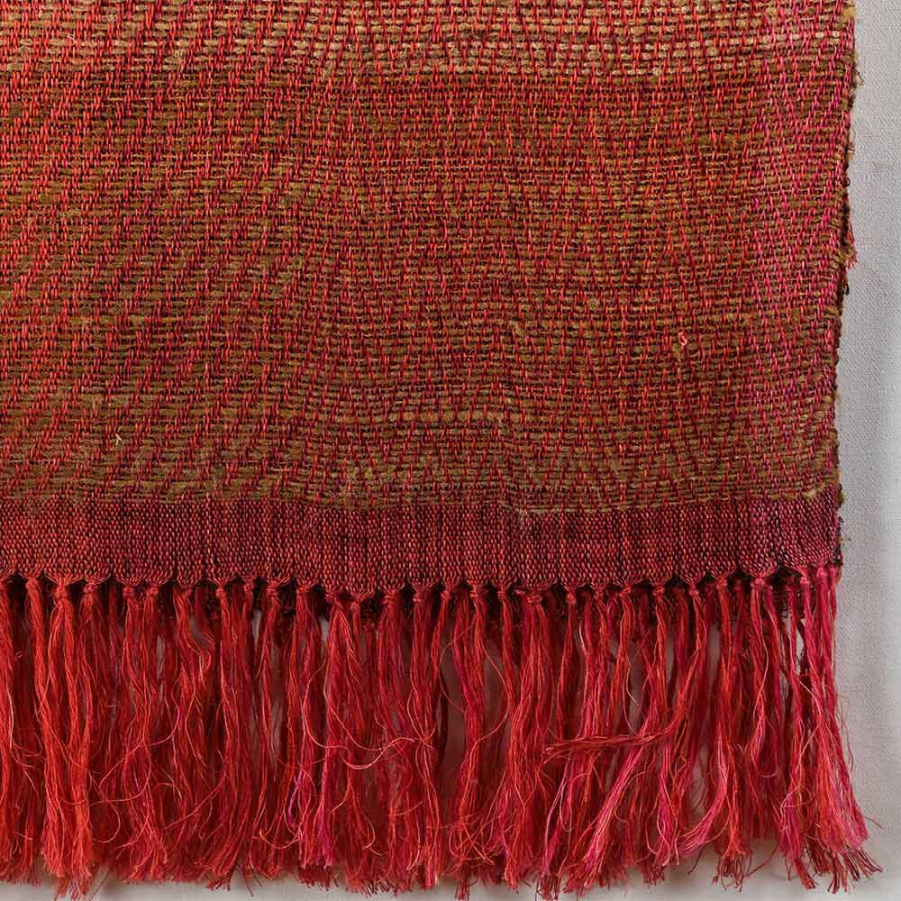 Indian Handwoven Throw Hand Petal