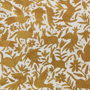 Embroidered Otomi Textile