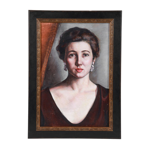 Mid Century Portrait of a Woman
