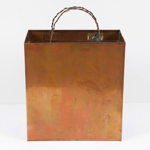 "Copper ""Paper Bag"""