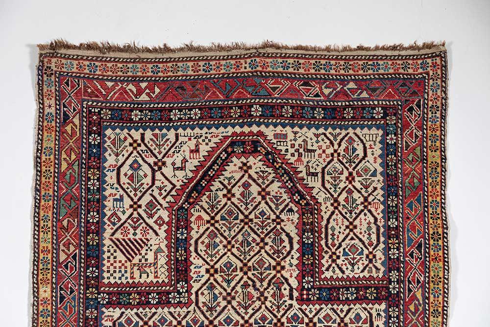 Shirvan 19th Century Caucasian Rug