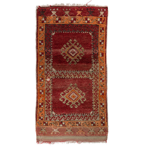 Turkish Yastik Rug