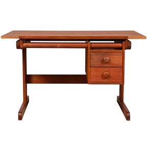 Mid Century Danish Desk and Drafting Table