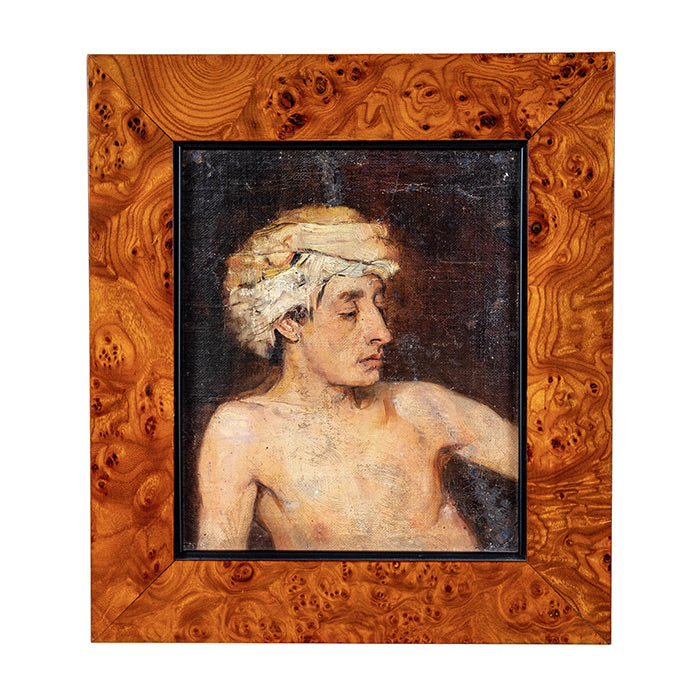 Portrait of a Man in Turban