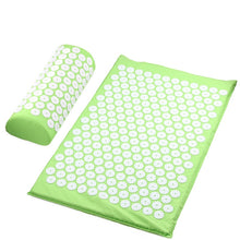 Load image into Gallery viewer, Acupressure Mat & Pillow Set