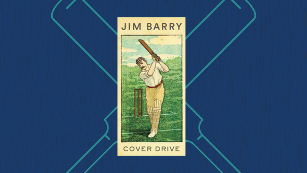 Hit a Six with Jim Barry's Cover Drive
