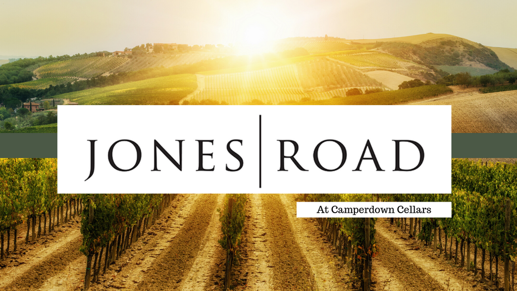 Jones Road Wine Tasting