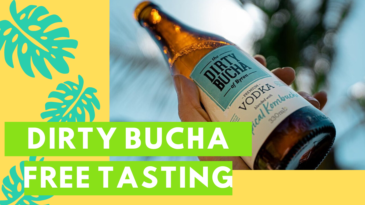 Down with the Dirty Bucha