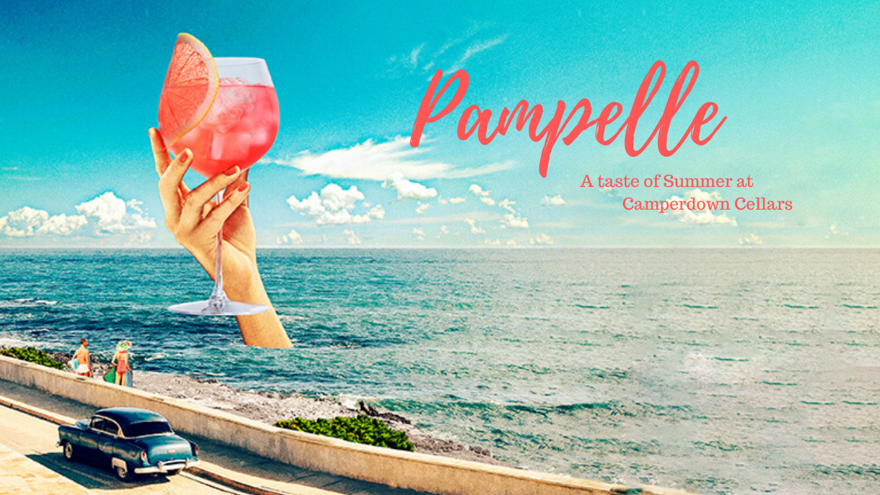 A Taste of Sumnmer with Pampelle