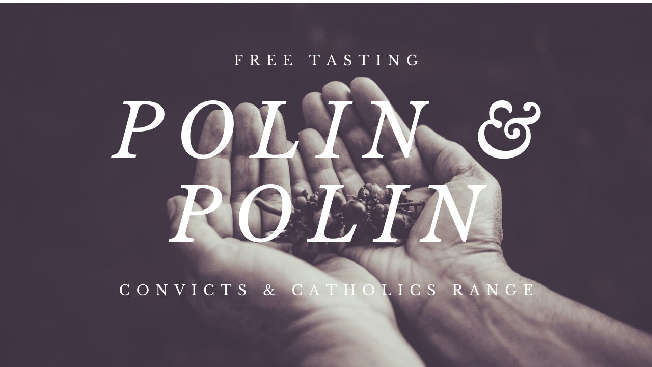 Polin & Polin Hunter Valley Wine Tasting
