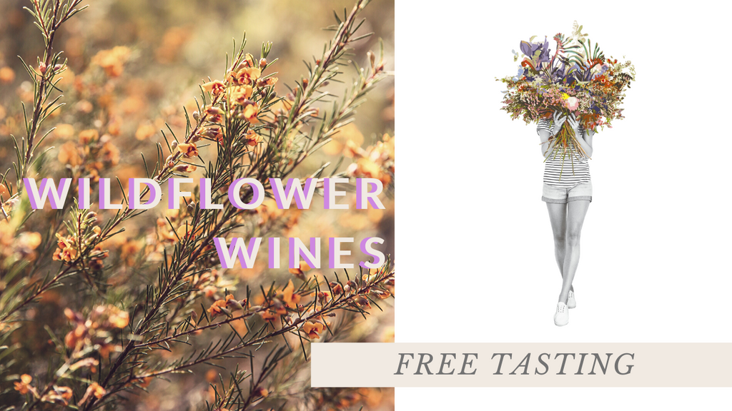 Wildflower Wines from Western Australia