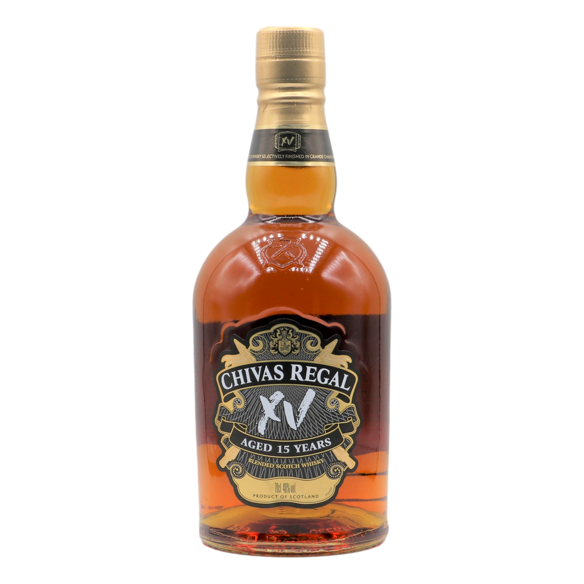 Chivas Regal XV 15 Year Old