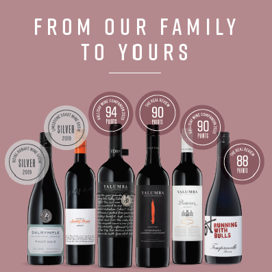 Family Owned Wines Premium Red Wine Pack - camperdowncellars