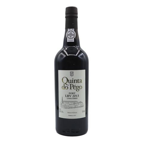 Quinta do Pego Port Late Bottled Vintage - camperdowncellars