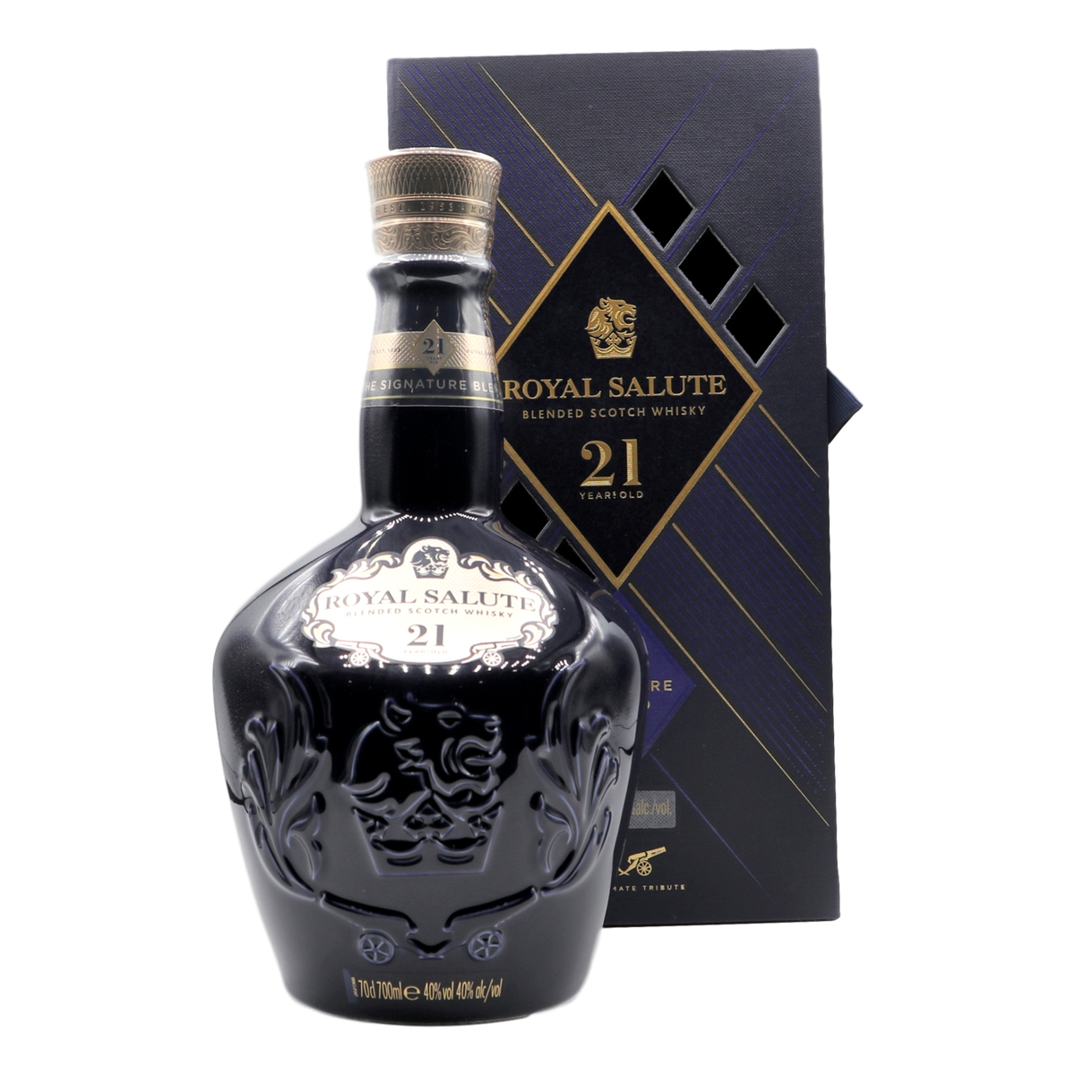 Chivas Regal Royal Salute 21 Year Old - camperdowncellars