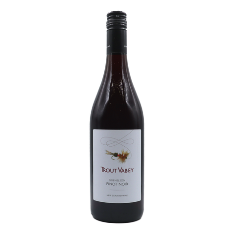 Trout Valley Pinot Noir - camperdowncellars