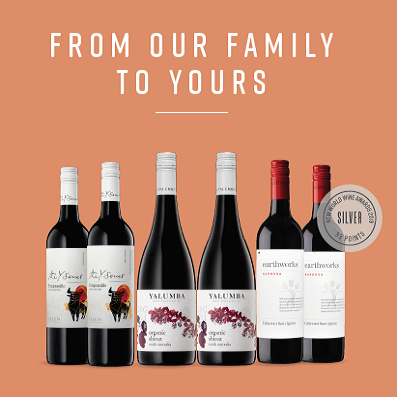 Family Owned Wines Red Wine Value Pack - camperdowncellars
