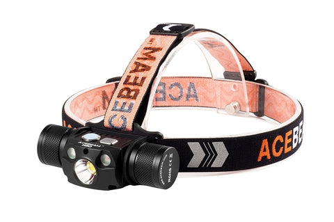 Acebeam® H30 4000 Lumen Headlamp - Cool White