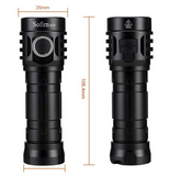 Sofirn IF25 Color Temperature Changing Flashlight