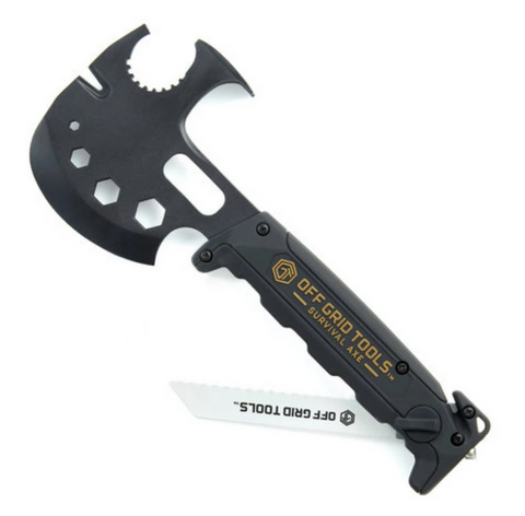 Off Grid Tools® Survival Axe