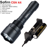 Sofirn C8A 1747 Lumen Flashlight