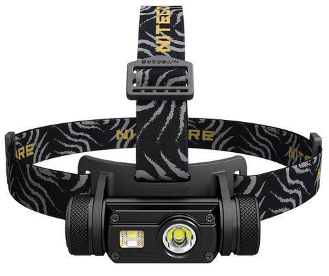 Nitecore® HC65 Rechargeable Triple Output Headlamp