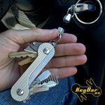 KeyBar® Magnut Quick Clasp