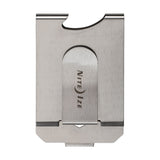 Nite Ize® Financial Tool® Multi Tool Money Clip