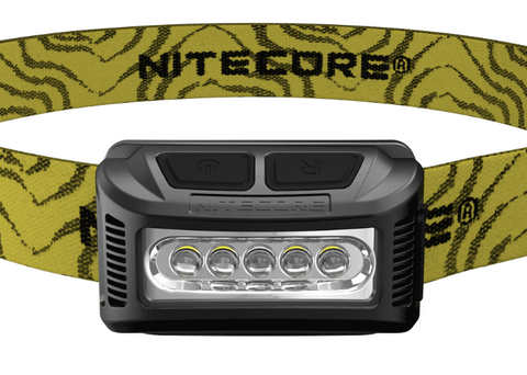 Nitecore® NU10 Headlamp Dual Output - Black