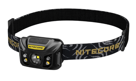Nitecore® NU32 550 Lumen Headlamp Triple Output Headlamp