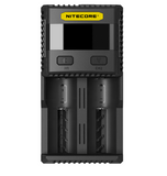 Nitecore® SC2 Superb Charger 2 Place