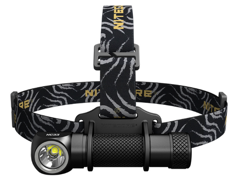 Nitecore® HC33 Rechargeable Headlamp
