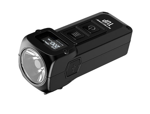 Nitecore® TUP 1000 Lumen Rechargeable Everyday Carry Keychain