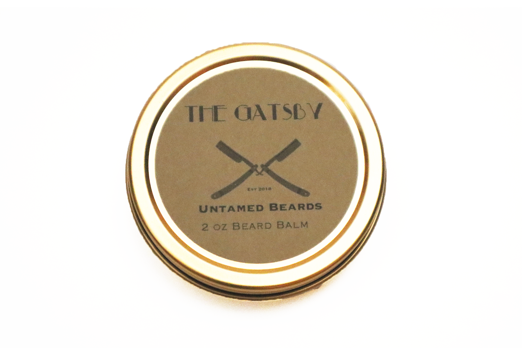 The Gatsby Beard Balm