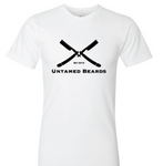 Untamed Beards T-Shirt (White)