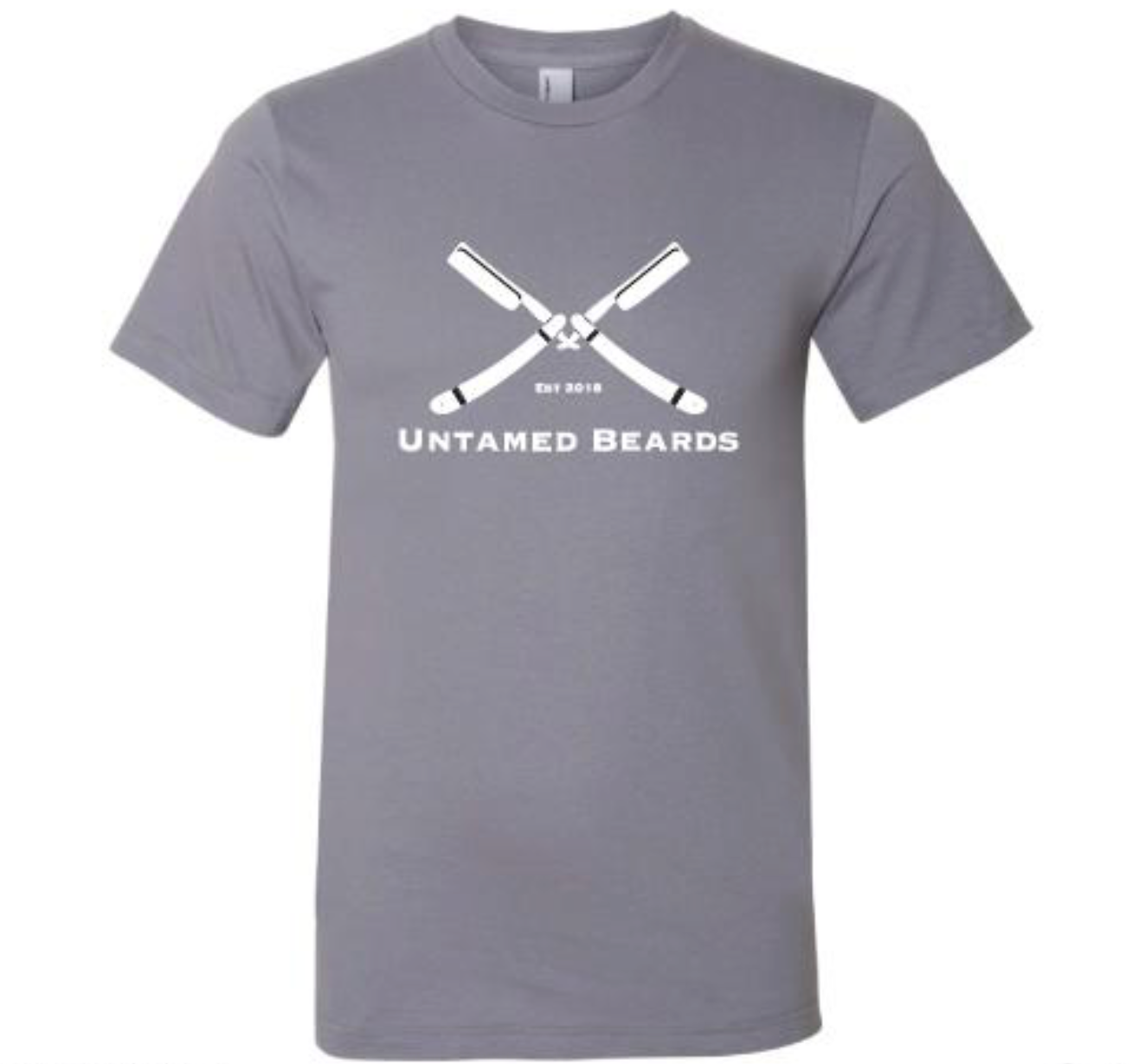 Untamed Beards T-Shirt
