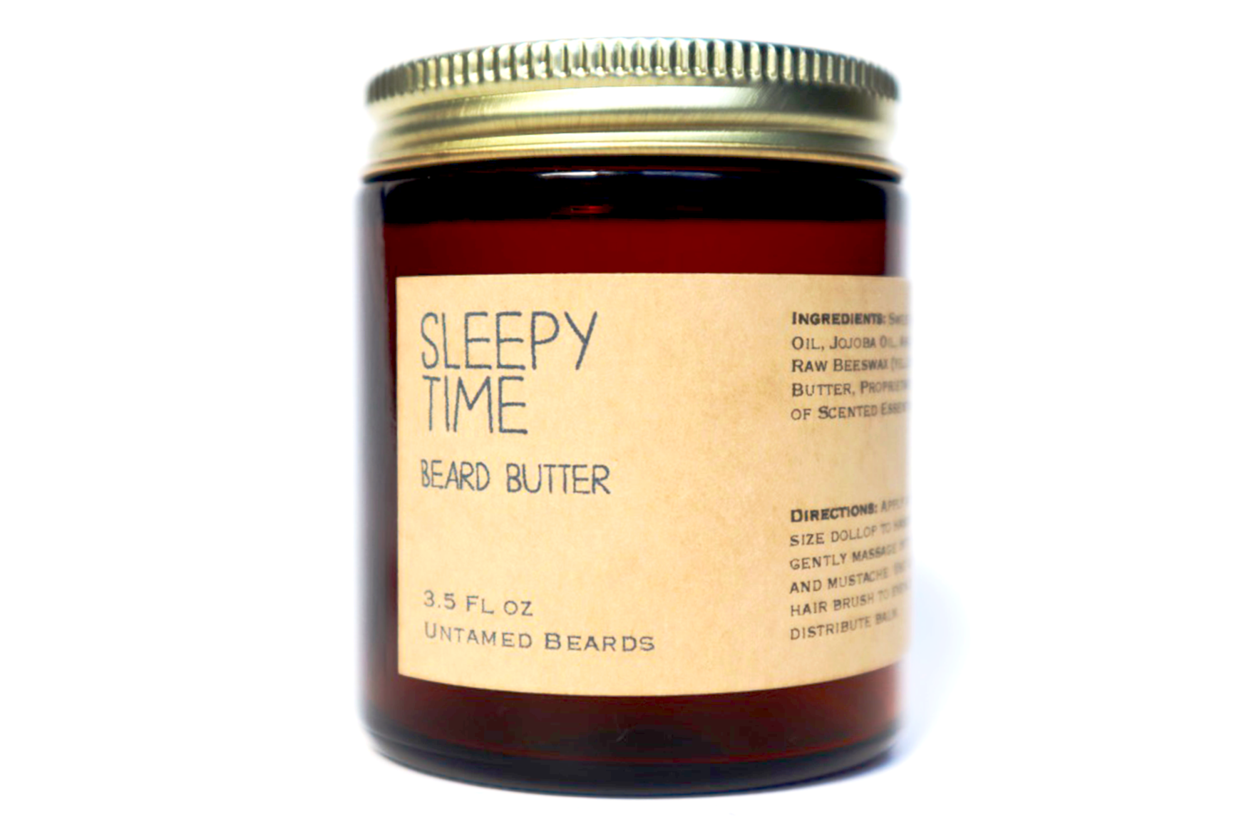 Sleepy Time Beard Butter