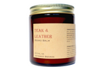 Teak & Leather Beard Balm
