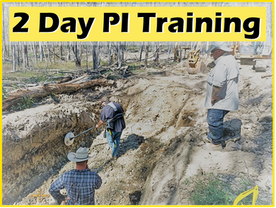 2 DAY SMALL GROUP GOLD PI TRAINING