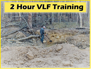 2 HOUR GROUP GOLD VLF TRAINING