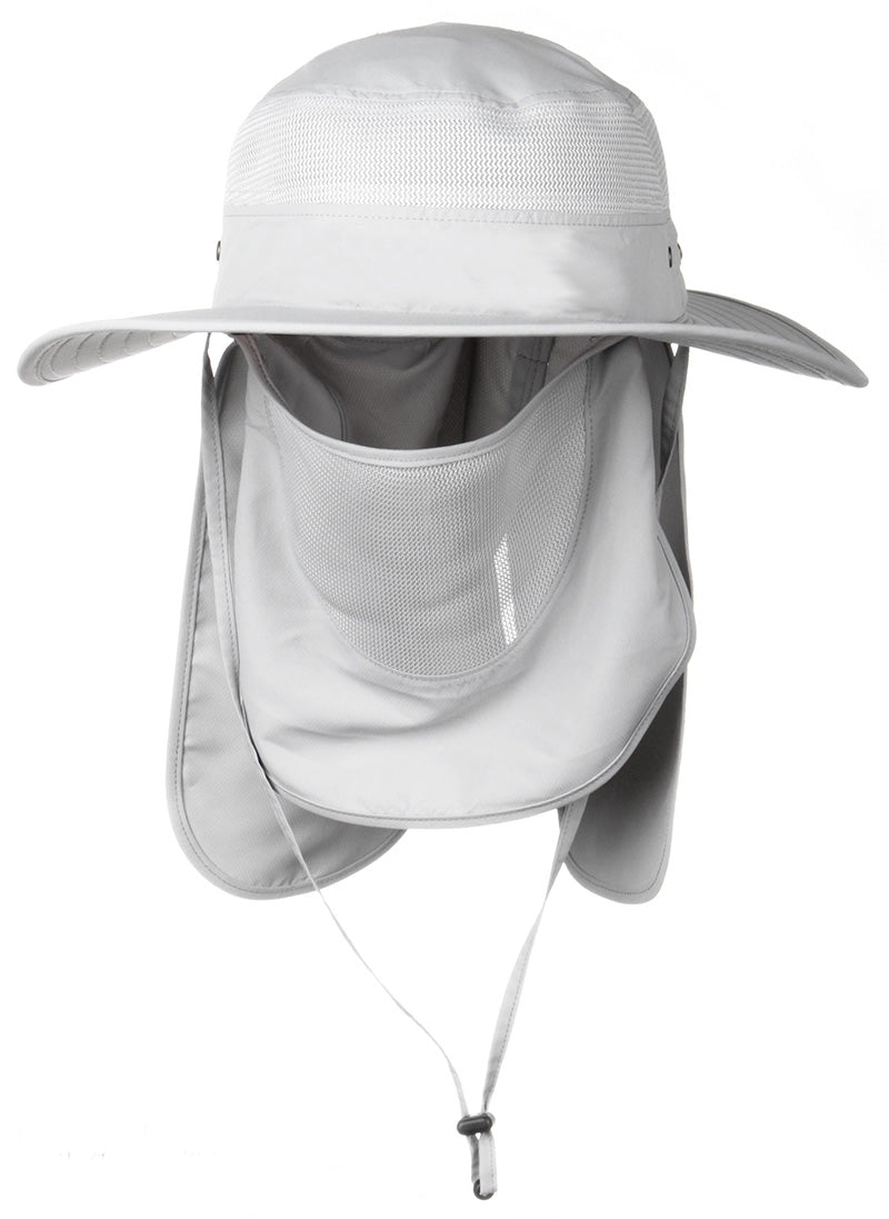 KEYA - 2020 Safari Hat with Neck and Face Drape