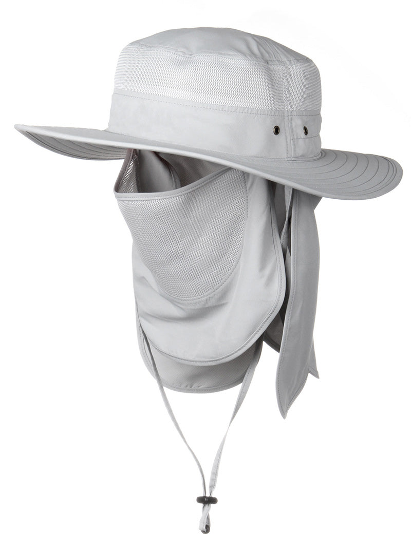 Keya - Performance Boonie Hat With Neck and Face Drape