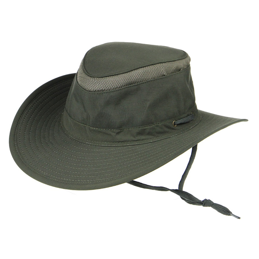 Safari Hat - Windom Mens Performance Safari Hat