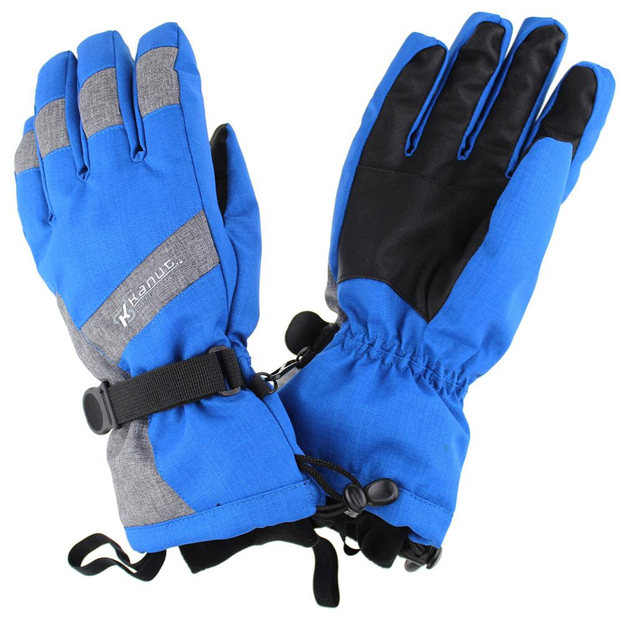 Mens Gloves - Oso - Mens Snow & Ski Gloves